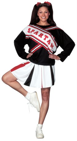 Cheerleader | Costume | Female | Adult