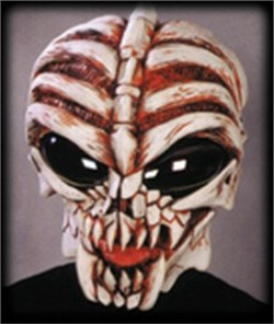 Adult Down To Earth Alien Mask