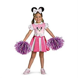 Cheerleader | Toddler | Costume | Mouse