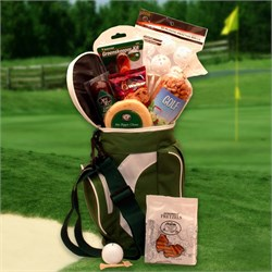 """Golfing Around"" Golf Gift Bag"