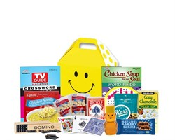 Get Well Prescription for Fun & Relaxation Care Package