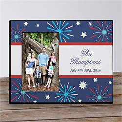 Personalize   Picture   Frame   July