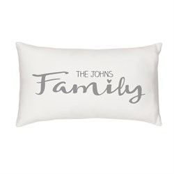 Personalize | Family | Pillow