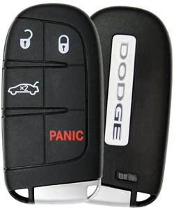 2012 Dodge Charger Keyless Remote Key